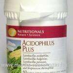 Acidophilus Plus - bélflóra regeneráló probiotikum