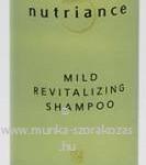 MILD REVITALIZING SHAMPOO - luxus sampon száraz, töredezett hajra